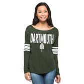 Women's Courtside Long-Sleeve Tee