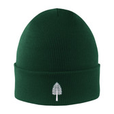 Knit Lone Pine Cuff Hat