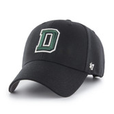 Kids D Black Clean Up Hat