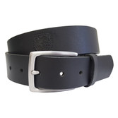 Republic Shield Leather Belt