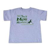 Toddler Seuss You'll Move Mountains Tee