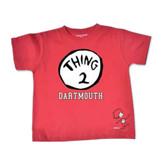 Toddler Seuss Thing 2 Tee