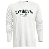 Guru Long Sleeve Dartmouth Ath Dept Tee
