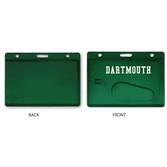 Green Dartmouth ID Card Holder