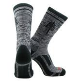 Heather Crew Sock