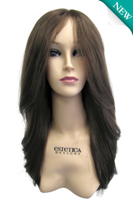 Eva Human Hair Estetica Front View