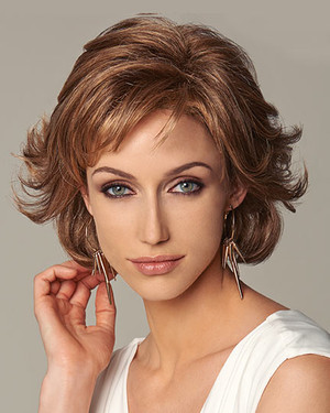 Everyday Elegant Synthetic Hair by Gabor Wigs front