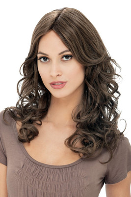Estetica hair dynasty human hair wigs Isabel_Front View