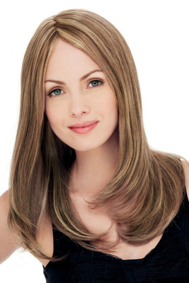 Estetica hair dynasty human hair wigs Treasure_Side View