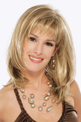 Estetica Classique synthetic wig Evette_Front View