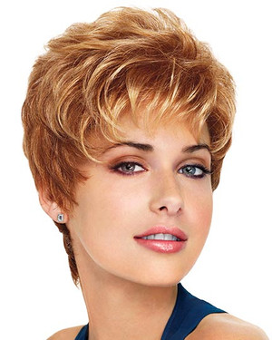 gabor synthetic wig Aspire  side view