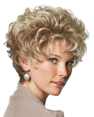 gabor synthetic wig Cheer side view