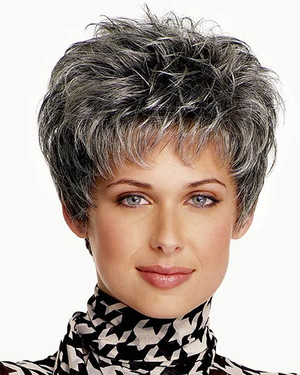 gabor synthetic wig Incentive side  view