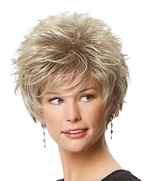 gabor synthetic wig Perk front  view