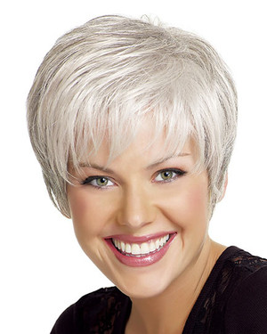 gabor synthetic wig Renew  front  view