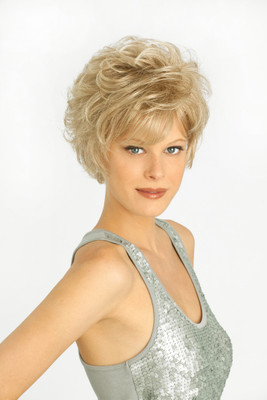 Louis Ferre Tiara New York Fashion Wig