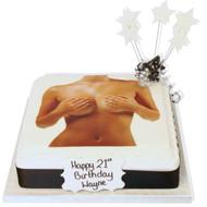 Hooters Cake