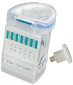 EZ Split 5 panel drug test cup
