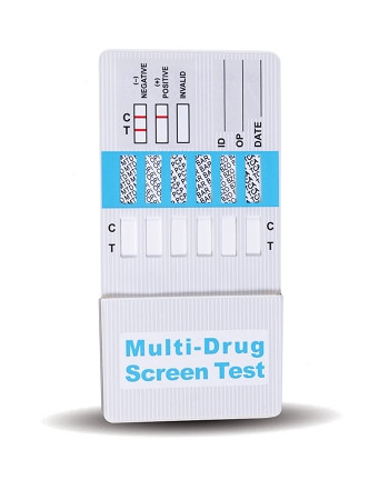 Multi Dip 6 panel drug test