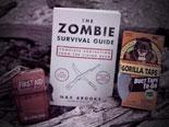 Zombie preparedness is essential