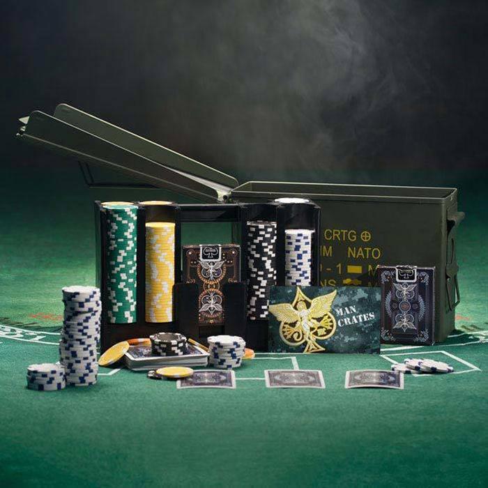 Poker Gifts for Men