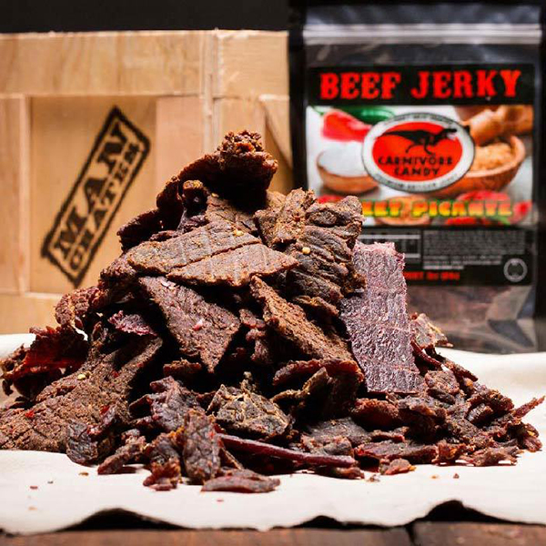 Beef Jerky Gifts for Men