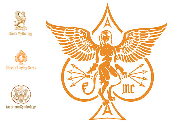 The Sphinx- the definitive insignia of aggressive No-Limit poker players