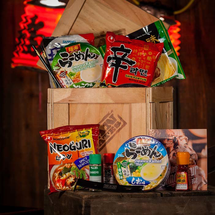 Noodle and Ramen Gifts for Men