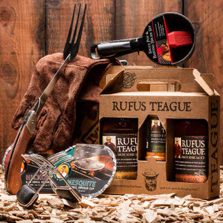 Gather the block around for a modern day Celebration of the Hunt with the Pit Master Crate.