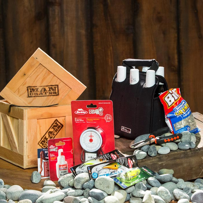 Bass Whisperer Crate is an awesome gift for men