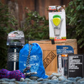 Earn your badge in Relaxing Outdoors with the Crate Outdoors.