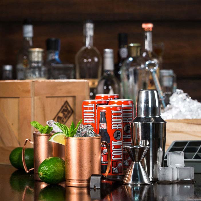 Classic Moscow Mule Gift Set for Guys