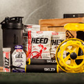 The perfect gift assortment for the fitness nut in your life