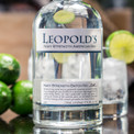 Leopold's Navy Strength American Gin.