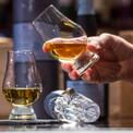 Scotch-specific glencairn glasses.