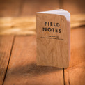 Cherrywood Field Notes pocket journal