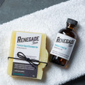 Beard Shampoo Bar and Oil