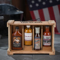The Regional Barbecue Sauce Crate
