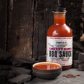 North Carolina and Kansas City hybrid bbq sauce.
