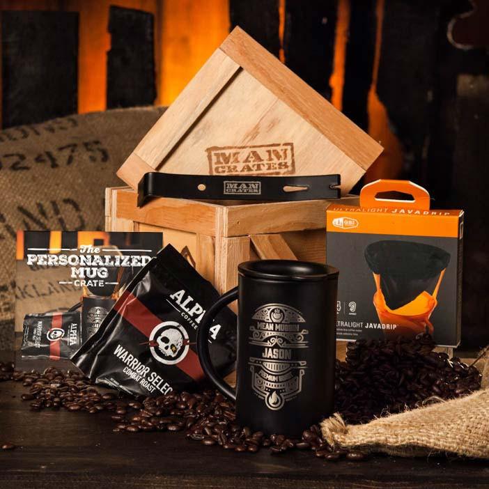 The Personalized Mug Mini Crate