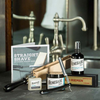 Straight Edge Shaving Kit is an awesome gift for men