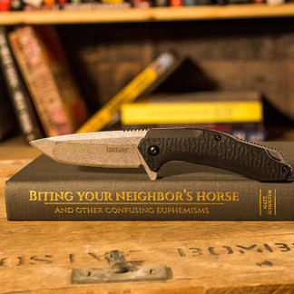 Secret Stash Folding Knife is a gift for men