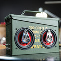 Ammo Can Speaker Project Kit is an awesome gift for men