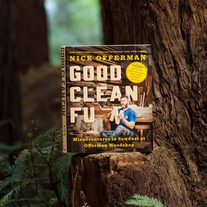 Nick Offerman's Good Clean Fun.