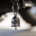 Guardian Bell for protection against evil spirits of the blacktop