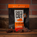 Chef's Cut Real Steak Jerky, Cracked Chipotle Pepper, 2.5 oz