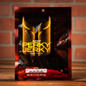 Perky Jerky, Beef-Hot & Bothered