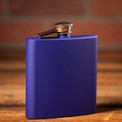 Royal Blue Flask