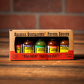 Arizona Gunslinger Hot Sauces