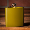 Olive Green Flask